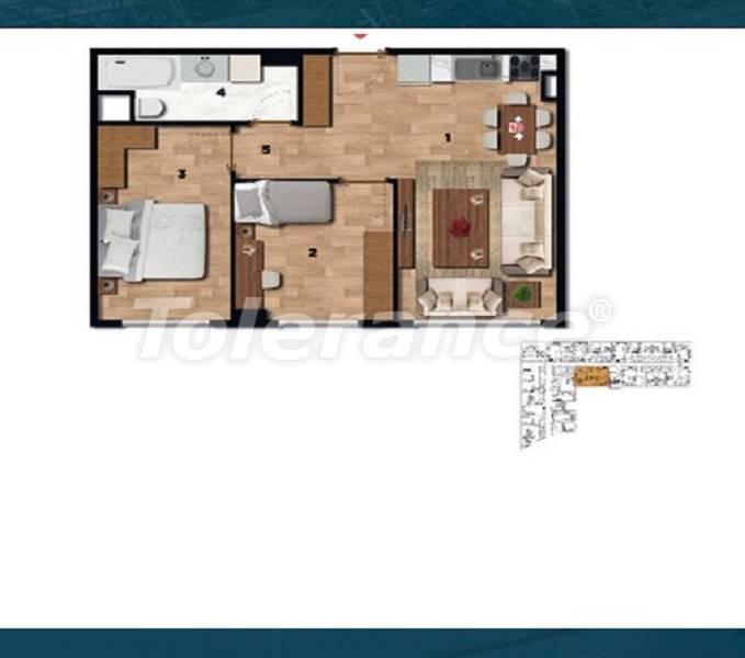 Выгодные для инвестиций квартиры в историческом центре Стамбула - 26723 | Tolerance Homes