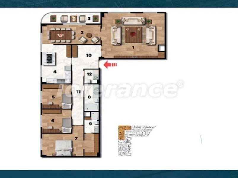 Выгодные для инвестиций квартиры в историческом центре Стамбула - 26728 | Tolerance Homes