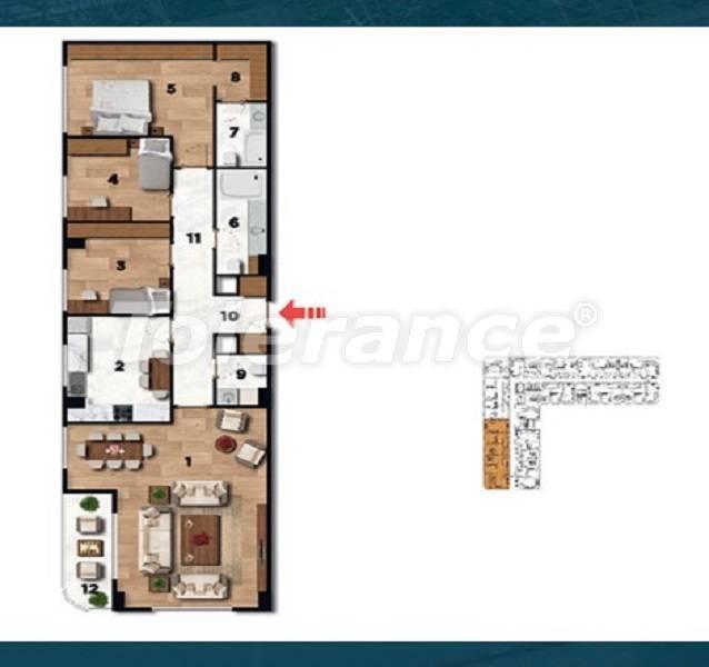 Выгодные для инвестиций квартиры в историческом центре Стамбула - 26726 | Tolerance Homes