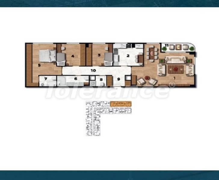 Выгодные для инвестиций квартиры в историческом центре Стамбула - 26727 | Tolerance Homes
