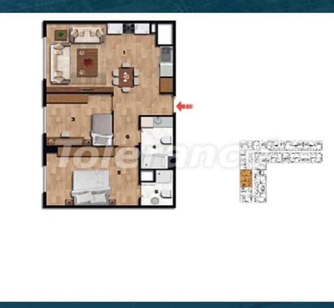 Выгодные для инвестиций квартиры в историческом центре Стамбула - 26725 | Tolerance Homes