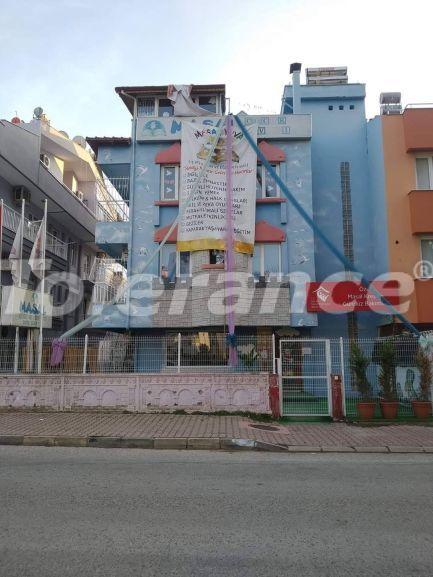 Трехэтажное здание в Унджалы, Коньяалты с арендатором - 26722   Tolerance Homes