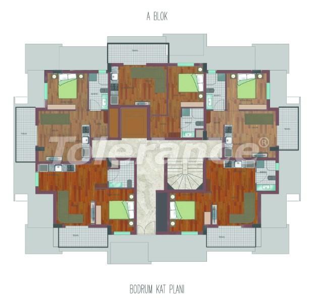 Просторные квартиры в Хурме, Коньяалты в элитном комплексе от надежного застройщика - 26752 | Tolerance Homes