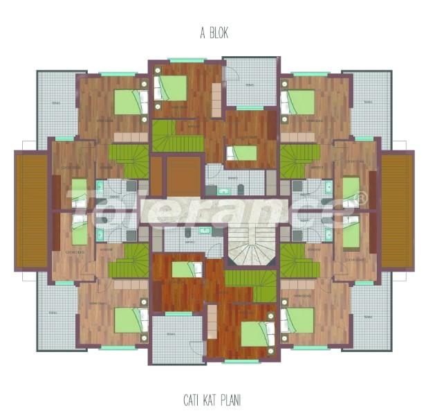 Просторные квартиры в Хурме, Коньяалты в элитном комплексе от надежного застройщика - 26753 | Tolerance Homes