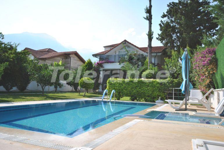 Отдельно стоящая вилла в Кемере с частным бассейном, сауной и садом - 26818 | Tolerance Homes