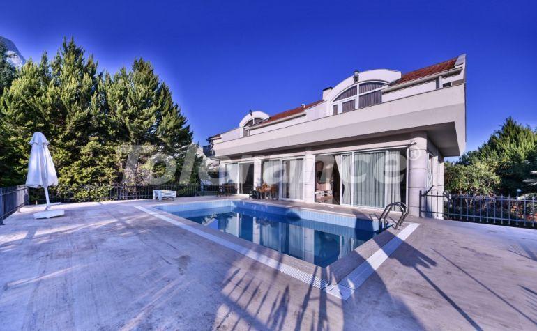 Вилла в Арсланбуджаке, Кемер с частным бассейном и сауной - 26843   Tolerance Homes