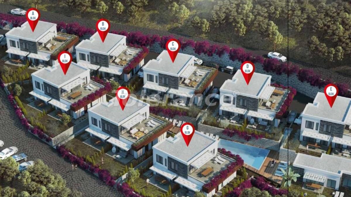 Трехкомнатные квартиры в Бодруме - 26890 | Tolerance Homes