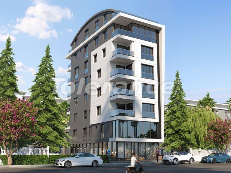 Современные квартиры в Муратпаша, Анталия от надежного застройщика - 27359 | Tolerance Homes