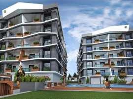 Недорогие трехкомнатные квартиры в Измире в комплексе с бассейном - 27473   Tolerance Homes