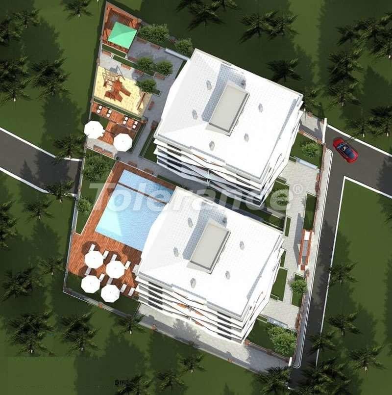 Недорогие трехкомнатные квартиры в Измире в комплексе с бассейном - 27467   Tolerance Homes