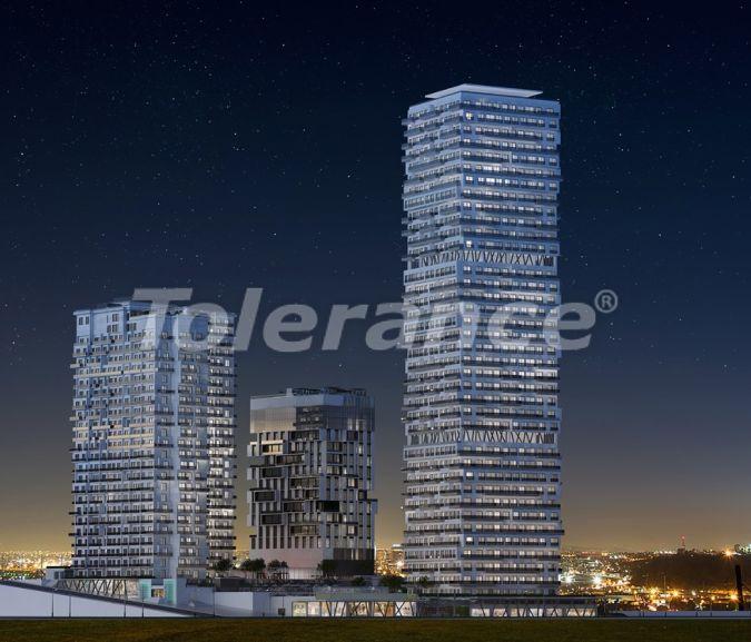 Просторные квартиры в Эсенюрте, Стамбул в современном комплексе с рассрочкой до 1 года - 27603   Tolerance Homes
