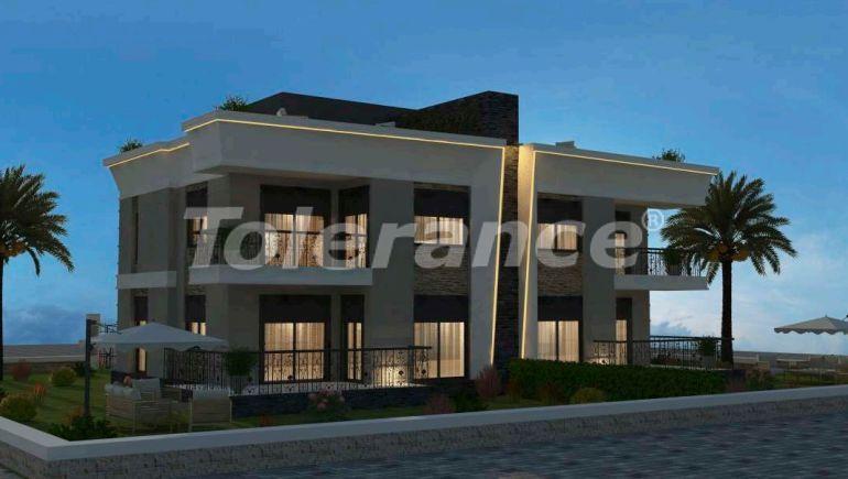 Недорогие современные виллы в Каргыджаке, Алания в комплексе с бассейном с рассрочкой от застройщика - 27611   Tolerance Homes
