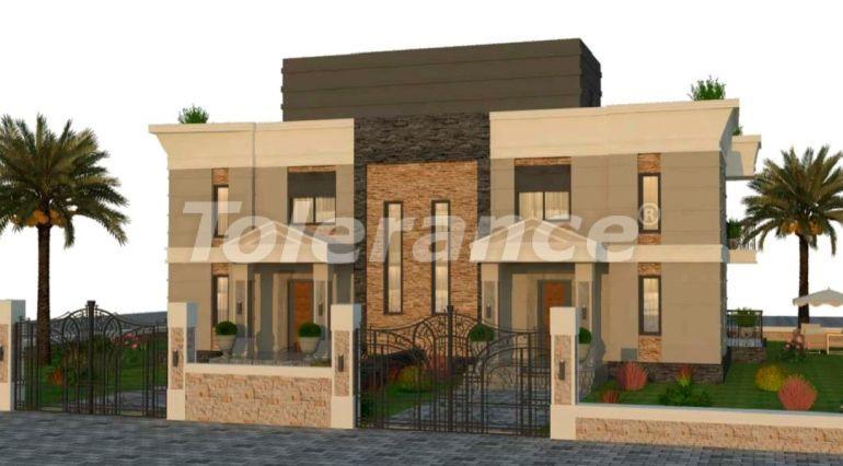 Недорогие современные виллы в Каргыджаке, Алания в комплексе с бассейном с рассрочкой от застройщика - 27612 | Tolerance Homes