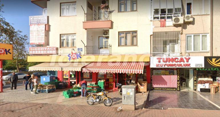 Коммерческая недвижимость в Муратпаша, Анталия с возможностью получения Турецкого гражданства - 27614 | Tolerance Homes