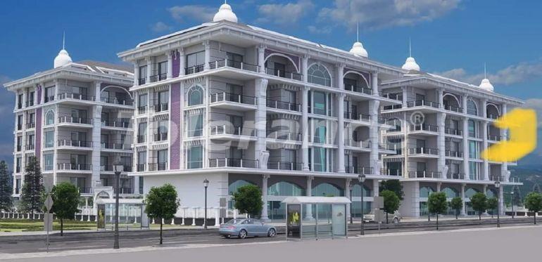 Роскошные современные апартаменты в Каргыджаке, всего в 300 метрах от моря - 27765   Tolerance Homes