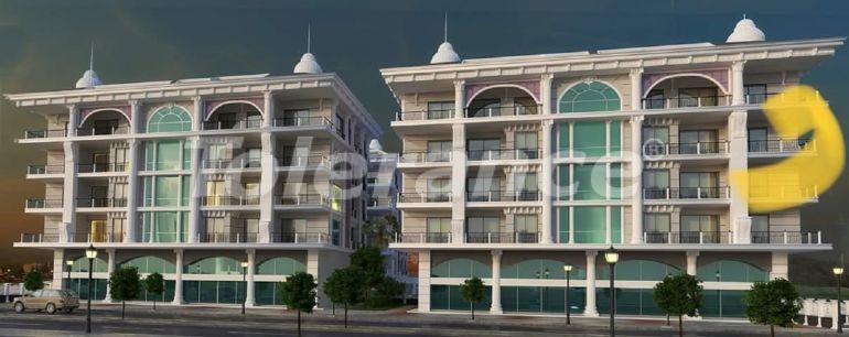 Роскошные современные апартаменты в Каргыджаке, всего в 300 метрах от моря - 27767   Tolerance Homes