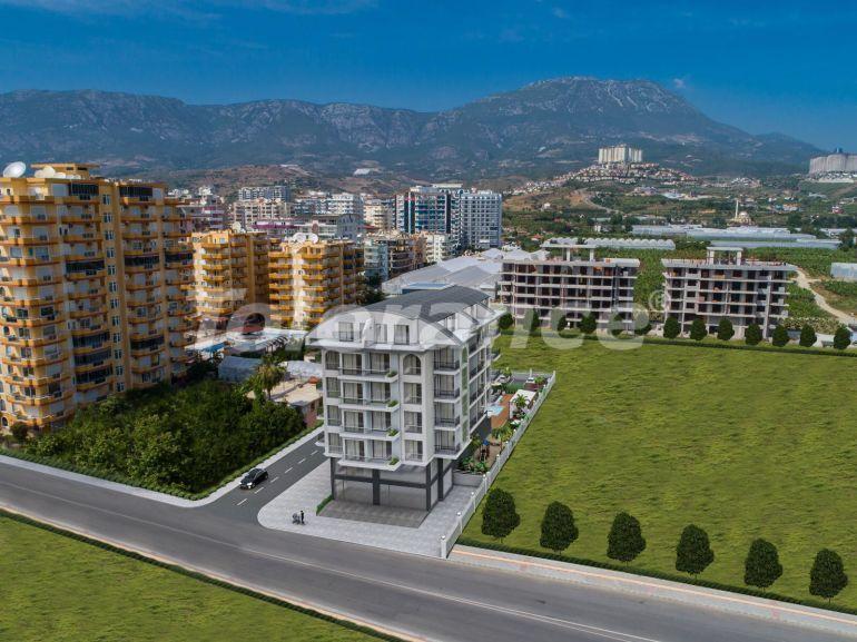 Новые квартиры в Алании в современном комплексе, всего в 50 м от моря - 27832 | Tolerance Homes