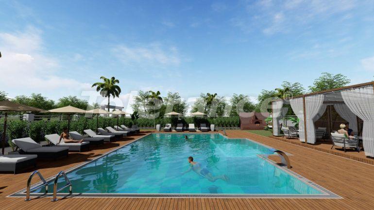 Новые квартиры в Алании в современном комплексе, всего в 50 м от моря - 27842 | Tolerance Homes