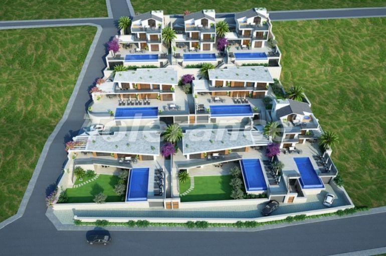 Роскошные виллы в Калкане с видом на море - 27866 | Tolerance Homes