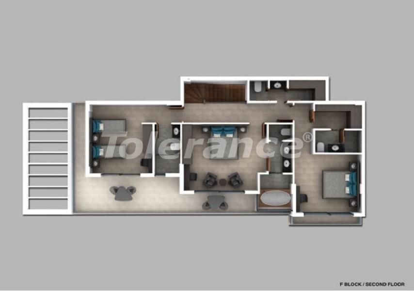 Роскошные виллы в Калкане с видом на море - 27872 | Tolerance Homes