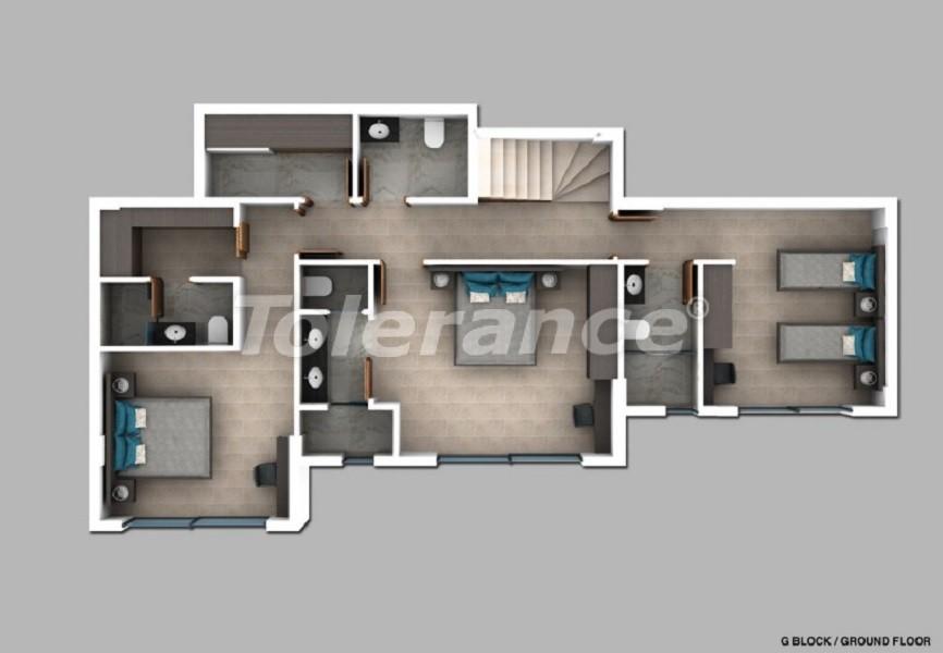 Роскошные виллы в Калкане с видом на море - 27874 | Tolerance Homes