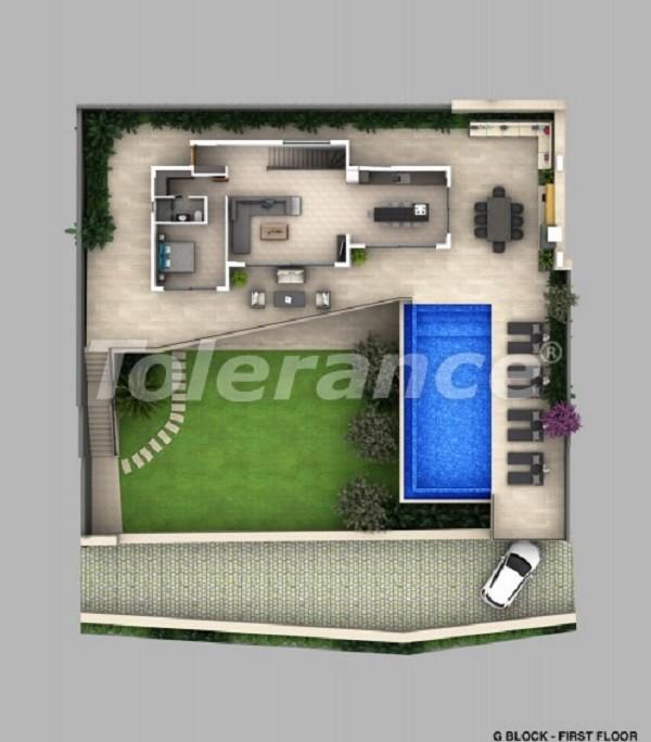 Роскошные виллы в Калкане с видом на море - 27873 | Tolerance Homes