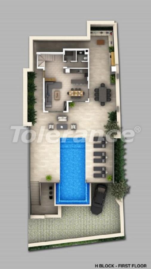 Роскошные виллы в Калкане с видом на море - 27875 | Tolerance Homes