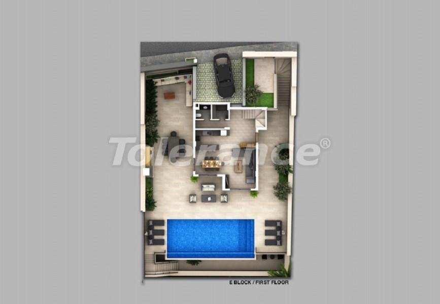 Роскошные виллы в Калкане с видом на море - 27867 | Tolerance Homes