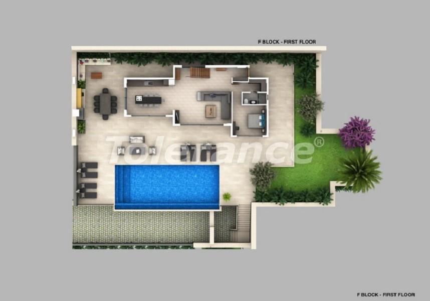 Роскошные виллы в Калкане с видом на море - 27871 | Tolerance Homes