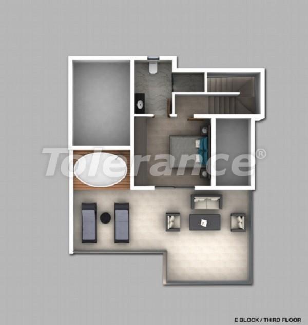 Роскошные виллы в Калкане с видом на море - 27869 | Tolerance Homes