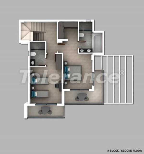 Роскошные виллы в Калкане с видом на море - 27876 | Tolerance Homes