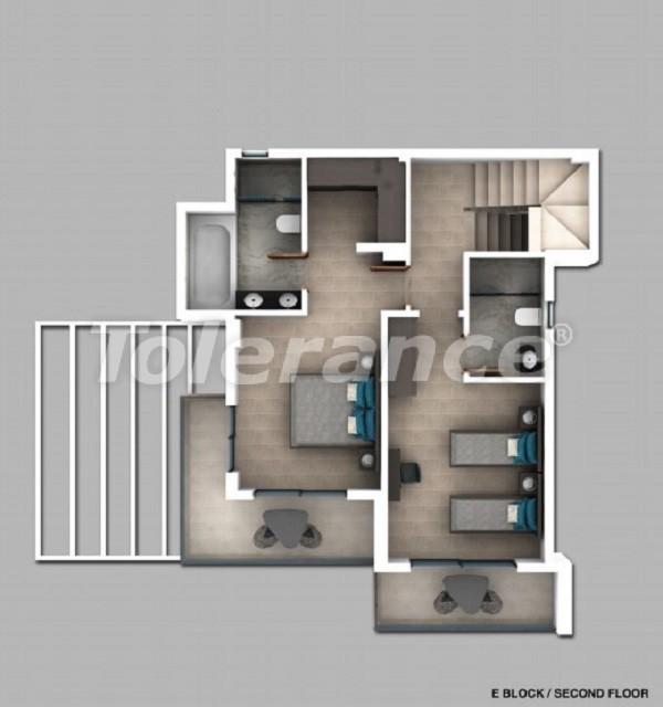 Роскошные виллы в Калкане с видом на море - 27868 | Tolerance Homes