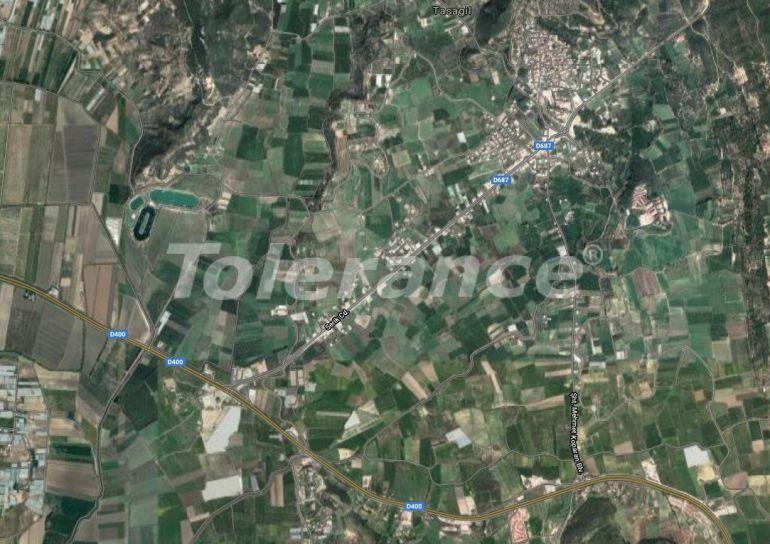 Участок земли в Манавгате под строительство - 27878 | Tolerance Homes