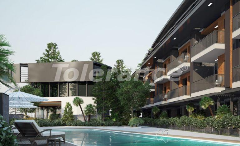 Шикарные квартиры в Ларе, Анталия в комплексе с бассейном с рассрочкой от застройщика - 28379   Tolerance Homes