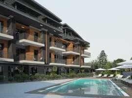 Шикарные квартиры в Ларе, Анталия в комплексе с бассейном с рассрочкой от застройщика - 28381 | Tolerance Homes