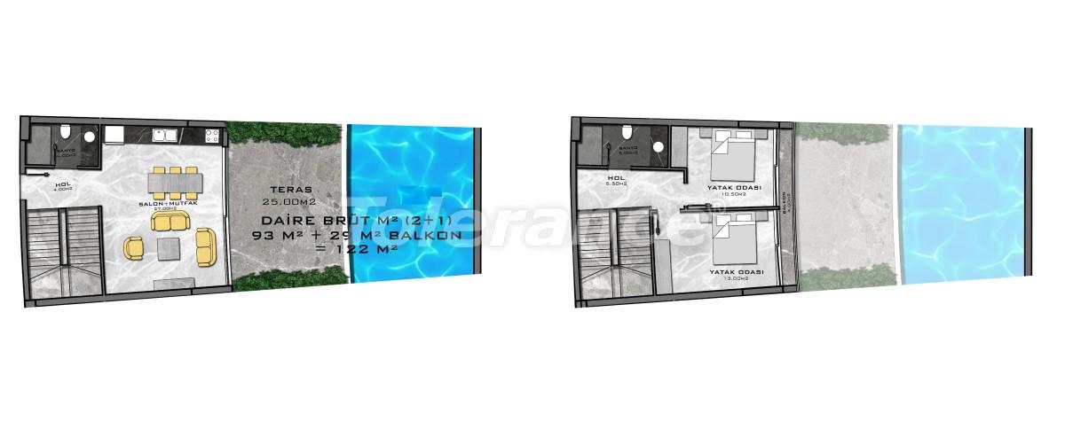 Комплекс премиум-класса, всего в 200 метрах от моря - 27954 | Tolerance Homes