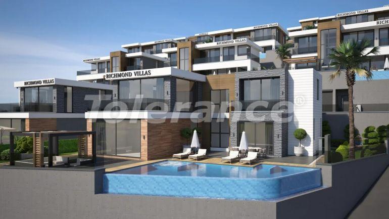 Роскошные виллы в Алании  c гаражом и частным бассейном - 27982 | Tolerance Homes
