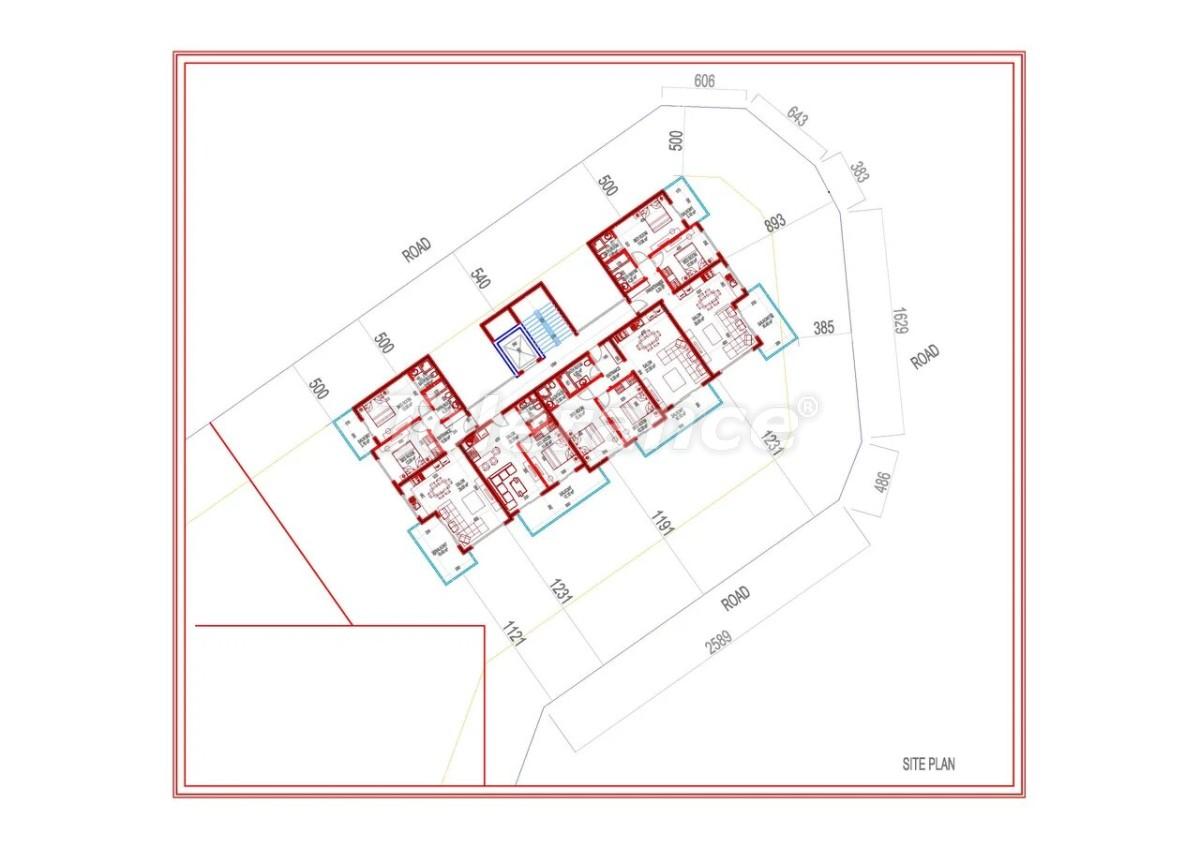 Квартиры в современном комплексе с рассрочкой на 3 года - 28011 | Tolerance Homes