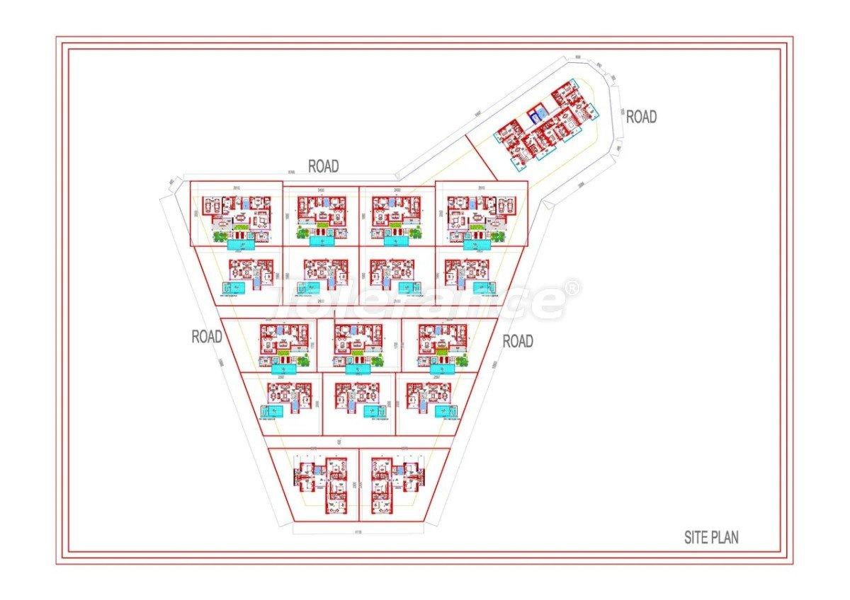 Квартиры в современном комплексе с рассрочкой на 3 года - 28013 | Tolerance Homes