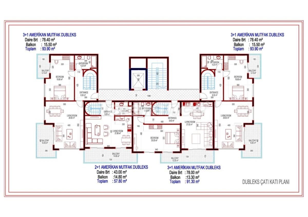 Квартиры в современном комплексе с рассрочкой на 3 года - 28014 | Tolerance Homes