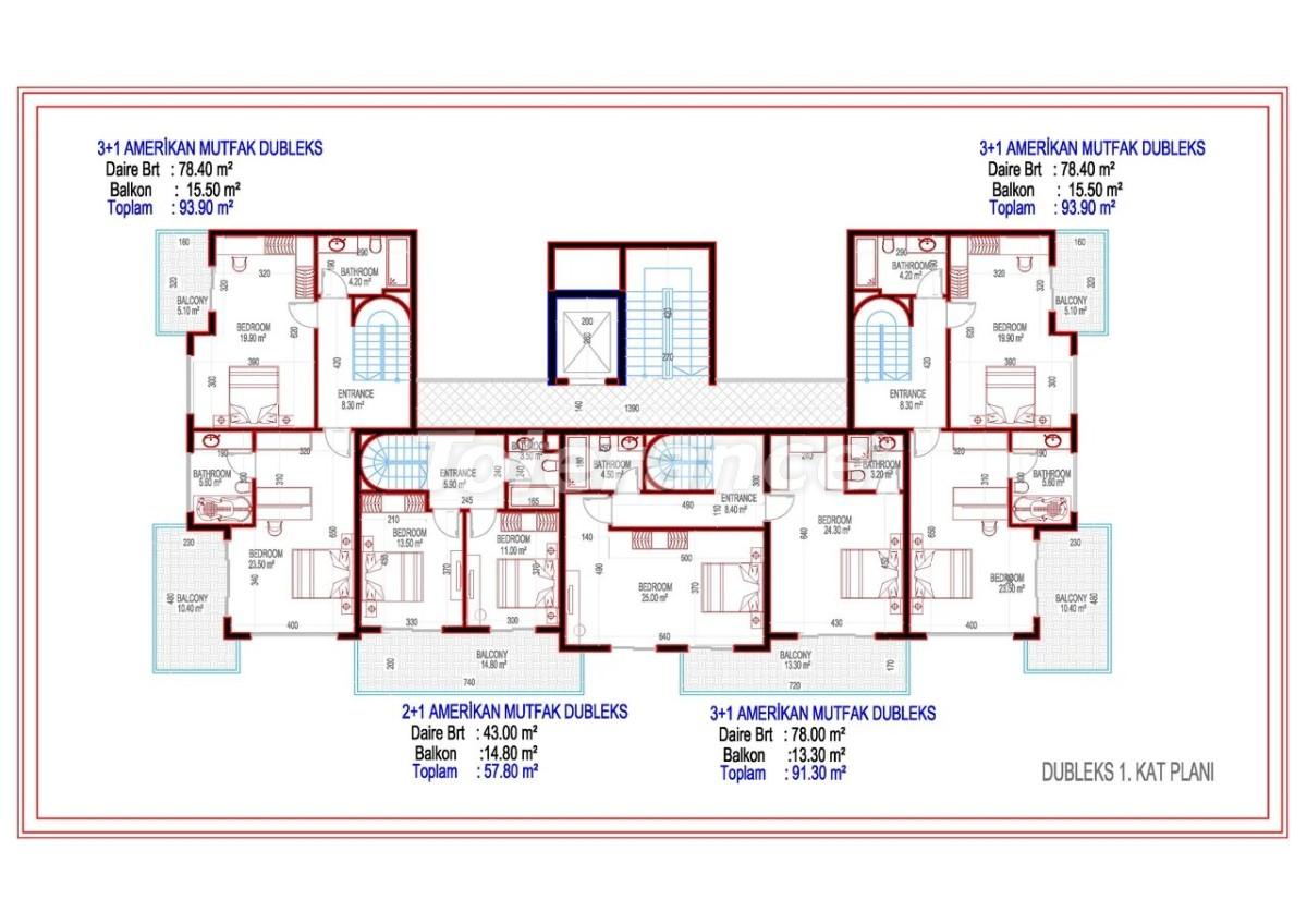 Квартиры в современном комплексе с рассрочкой на 3 года - 28015 | Tolerance Homes