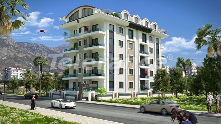 Новые недорогие апартаменты в Махмутларе недалеко от моря - 28055 | Tolerance Homes