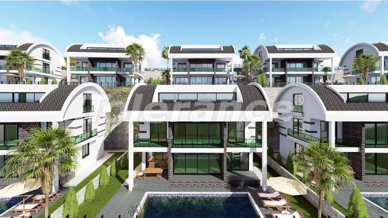 Специальный проект в Алании, сочетающий в себе роскошь, новейшие технологии и инновации в строительстве - 28119 | Tolerance Homes