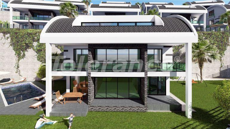 Специальный проект в Алании, сочетающий в себе роскошь, новейшие технологии и инновации в строительстве - 28118 | Tolerance Homes