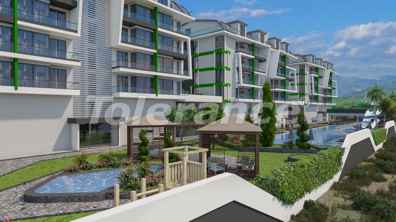 Шикарные квартиры в Каргыджаке для инвестиций от лучшего застройщика - 28127   Tolerance Homes