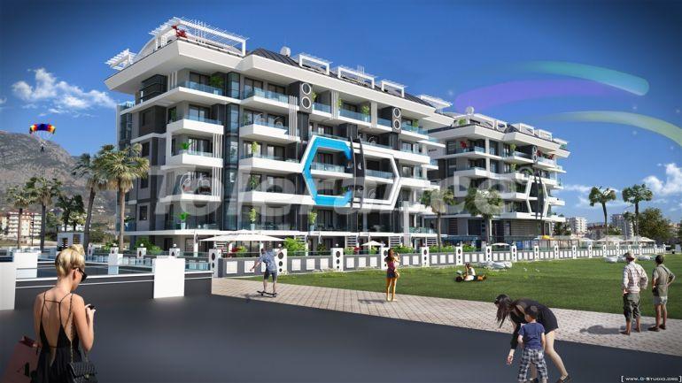 Апартаменты в Каргыджаке в современном комплексе от застройщика - 28268 | Tolerance Homes
