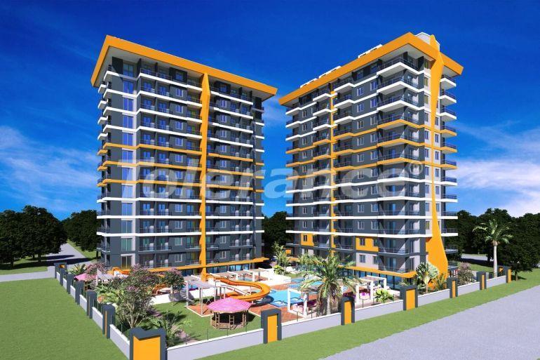 Перспективный инвестиционный проект в Махмутларе - 28276   Tolerance Homes