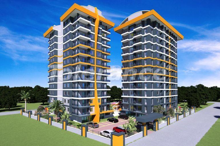 Перспективный инвестиционный проект в Махмутларе - 28275   Tolerance Homes