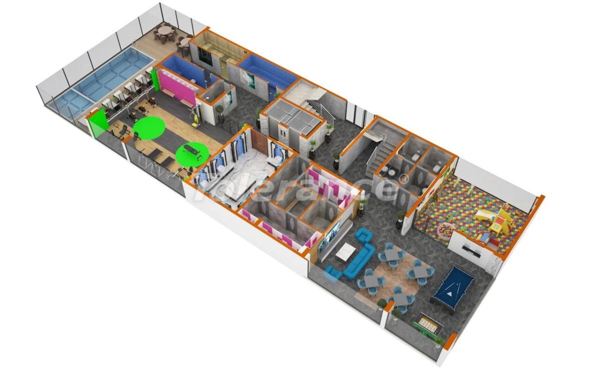 Перспективный инвестиционный проект в Махмутларе - 28286   Tolerance Homes