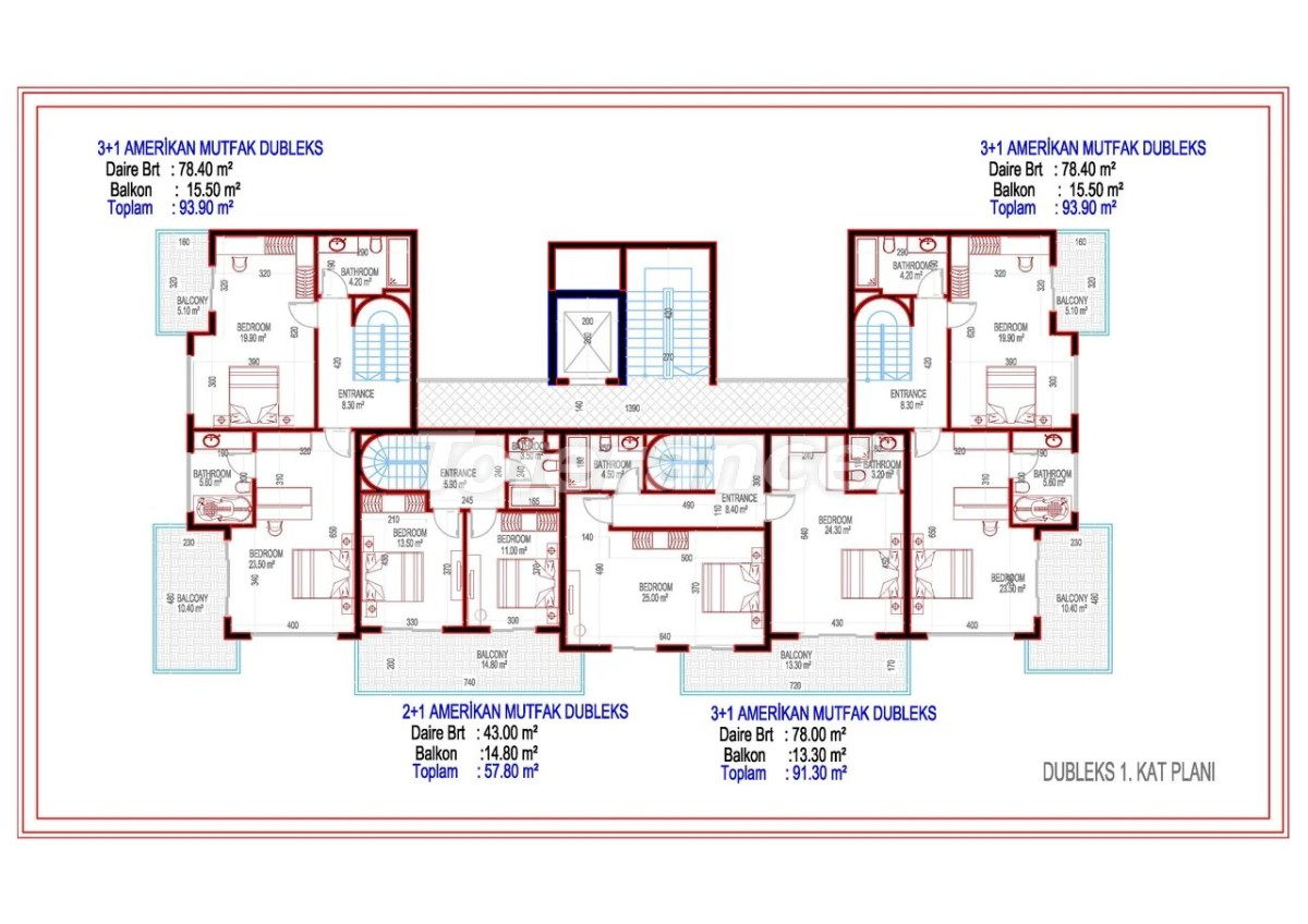 Перспективный инвестиционный проект в Махмутларе - 28289   Tolerance Homes